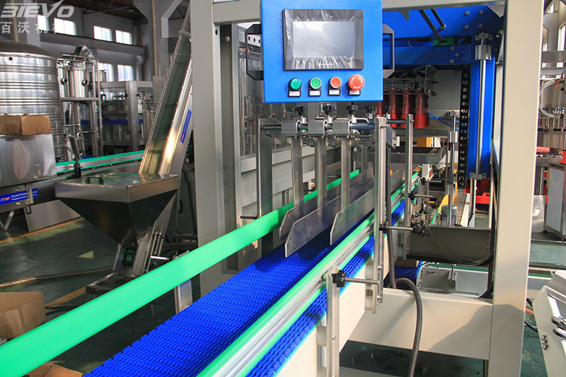 Auto Wraparound Carton Packaging Machine for Africa Market