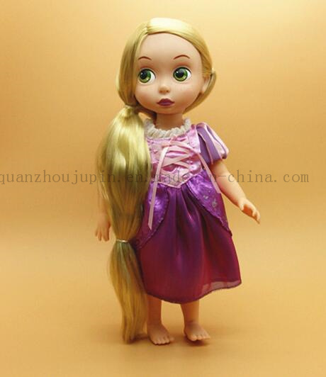 Custom Kids Plastic Figure Decorative Doll Toy for Promotional Gift