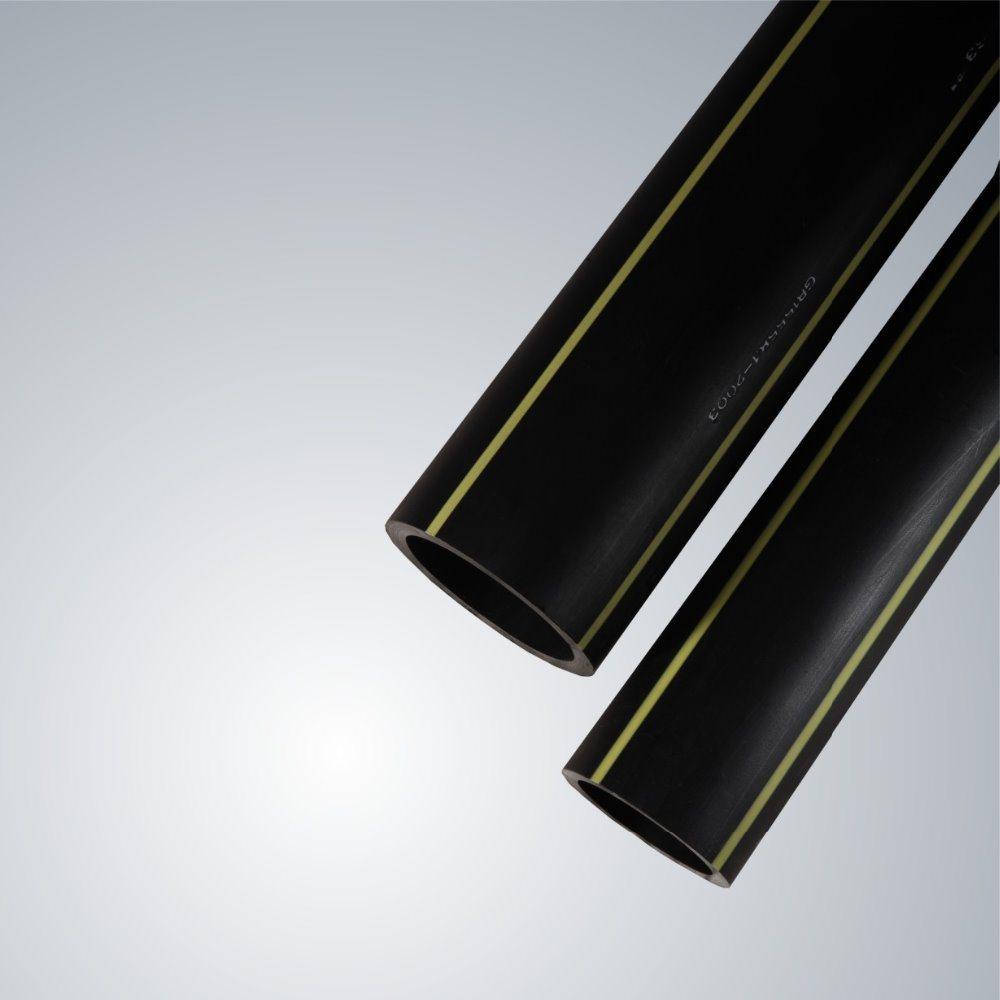Full Range Diameter Gas Plastic HDPE Pipe