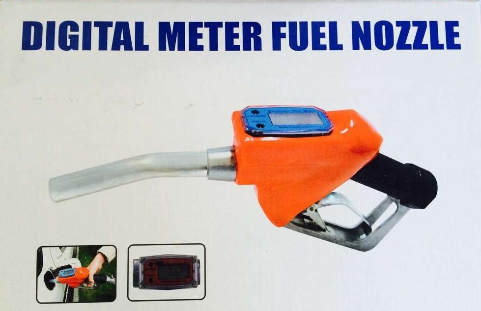 Turbine Measuring Nozzle