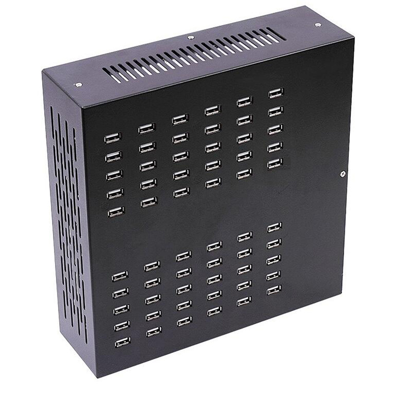 Quick 60 Ports 400W USB Charger Adapter with Over Current Protection