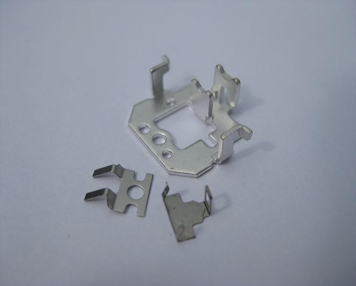 Galvanized Precision Sheet Metal Stamping Furniture Hardware Parts