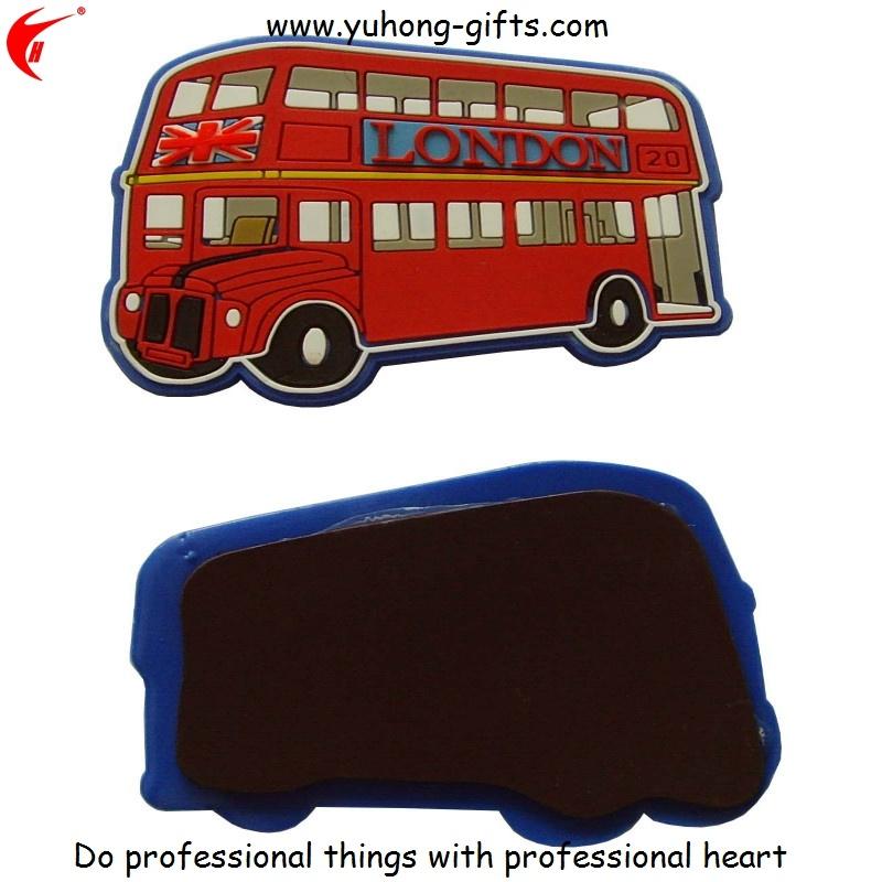 Hot Sale Promotion Rubber PVC Magnets (YH-FM073)