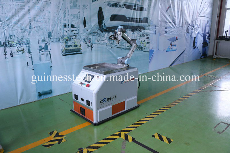Automatic Equipment Robot Arm End Solution