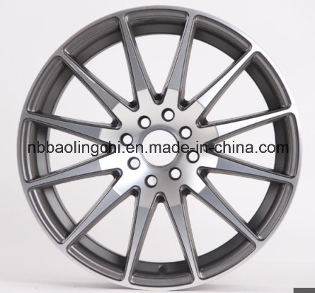 15 Inch/17 Inch Auto Parts Alloy Wheel Rims with PCD 8X100mm/114.3mm