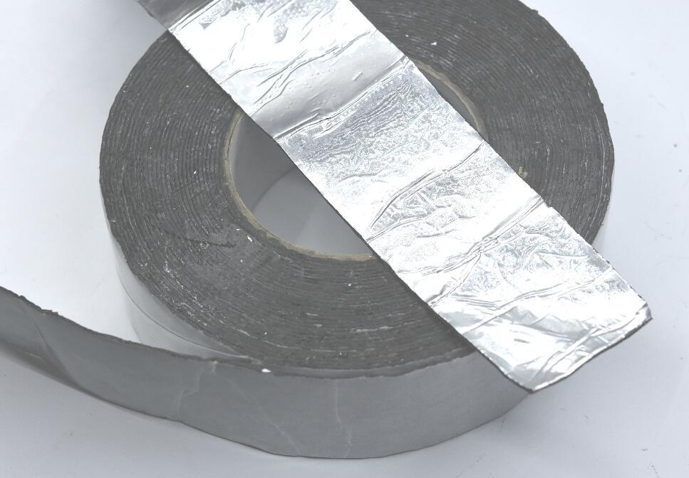 Single Sided Aluminum Faced Butyl Tape