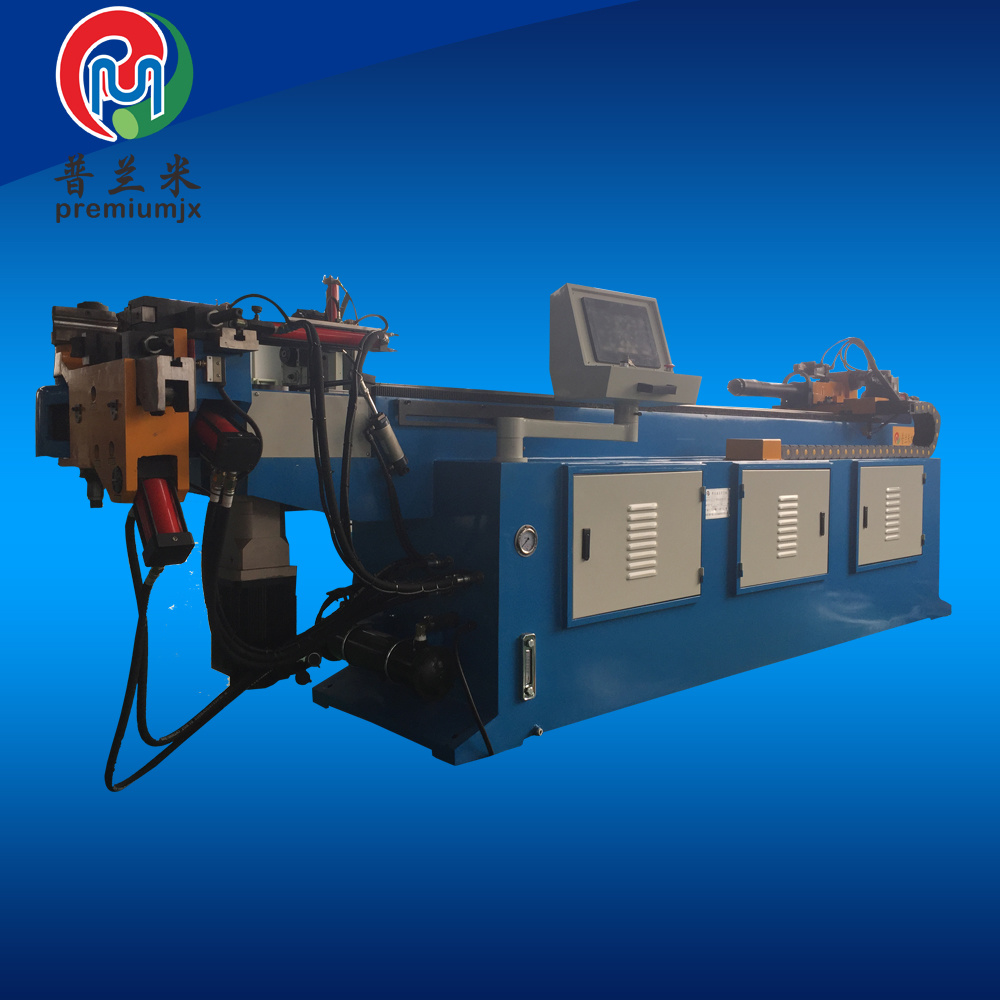Premium Performance Plm-Dw50CNC Automatic Pipe Bending Machine