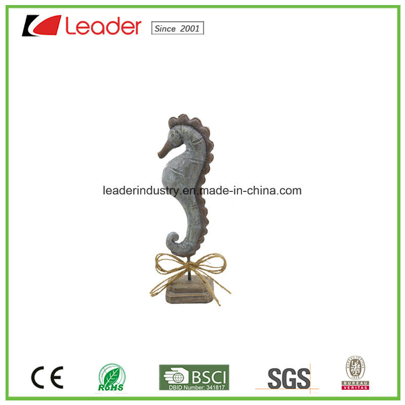 Decorative Best-Seller Resin Crab Statues with Stand for Home Decoration