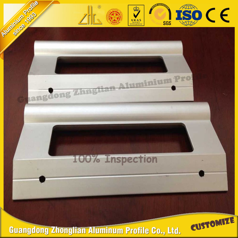 OEM Machined Part for Handle Window Aluminum