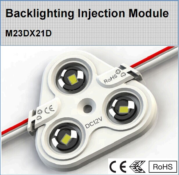 2835 1.4W LED Edge Lighting with Lens Module