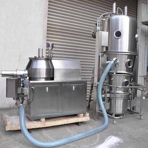 High Shear Granulator (Wet Granulator LM 200)