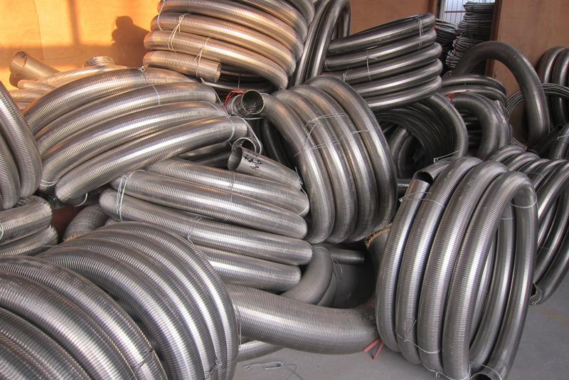 Interlock Exhaust Flexible Pipe