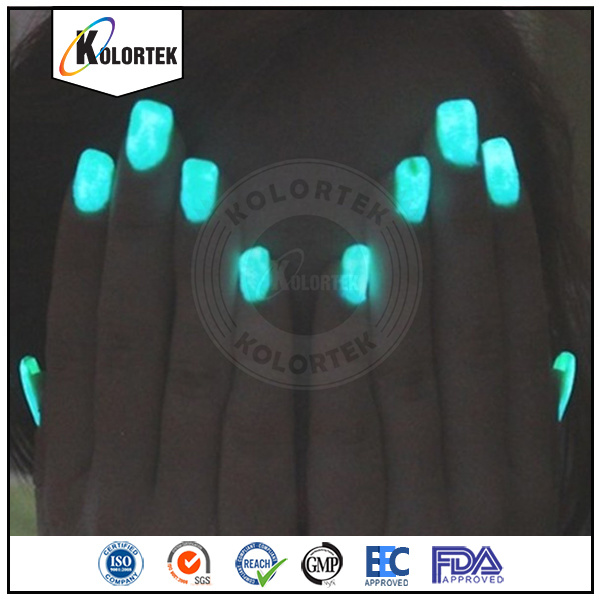 Luminous Pigment, Glow in Dark Photoluminescent Pigment