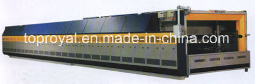 Glass Bending Furnace Brw12 PLC Program Control Brw22-2515