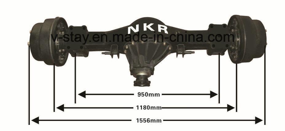 Rear Axle Parts for Isuzu Nkr