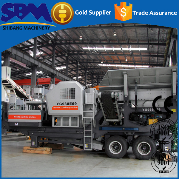 2017 New Arrival Mobile Crusher Plant for Sale