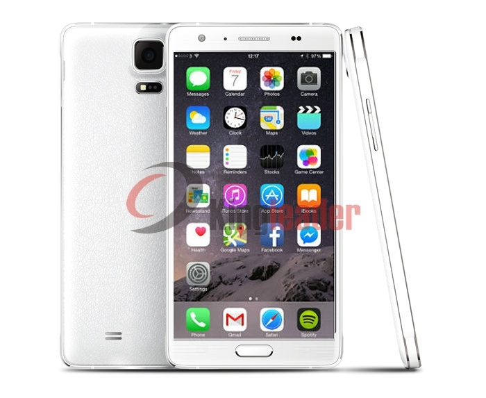 "5.5""Octa-Core Lte 4G Note Android 5.0 Smart Phone with CE (M1)"