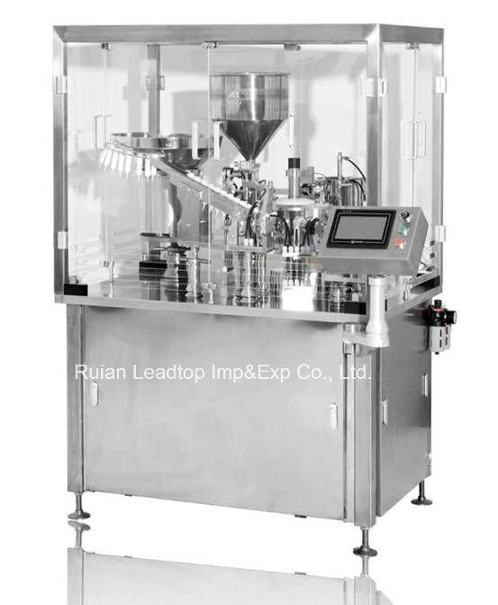 Ltsl-30n Prefilled Plastic Syringe Filling and Plugging Machine