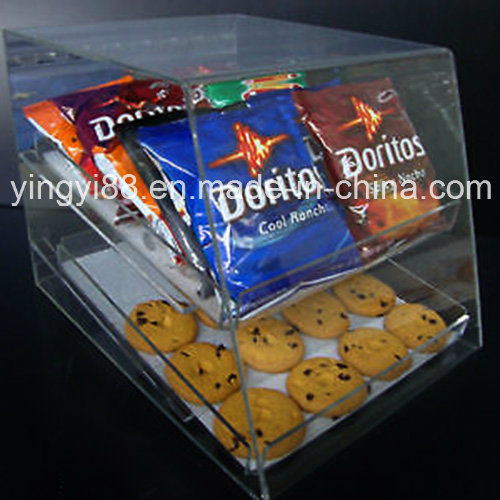 Factory Direct Sale Acrylic Bread Display