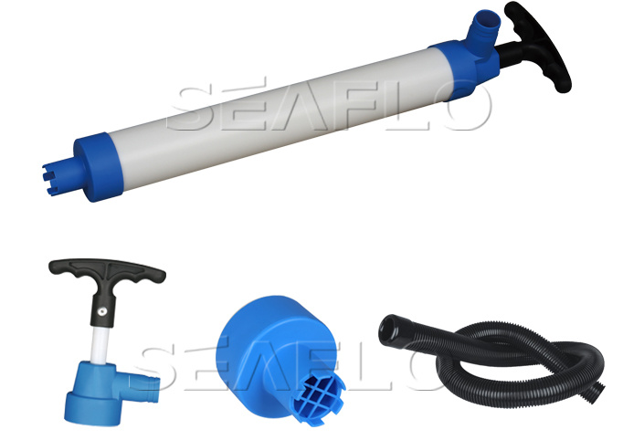 Portable Design Manual Diesel Pump Bilge Water Pump