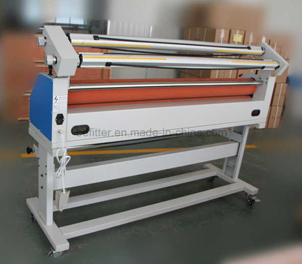 "BFT-1600CJ 1600mm 63"" Semi-Auto Cold Laminator"