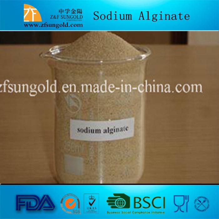 500-600cps Textile Grade Sodium Alginate