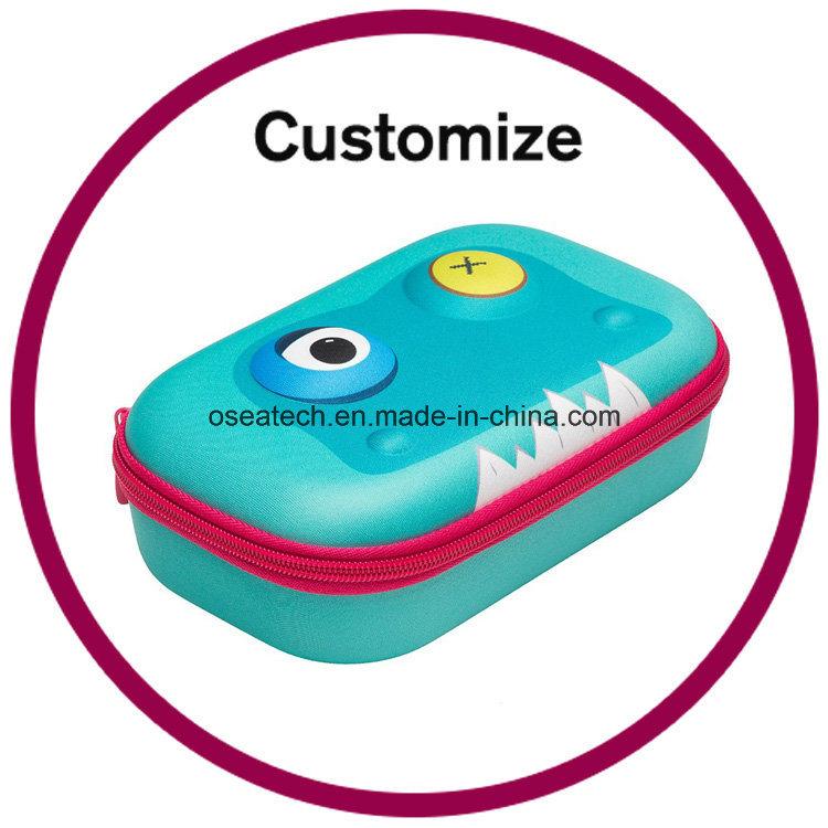 Custom Plastic Paper Wooden Magnet Color Pencil Box