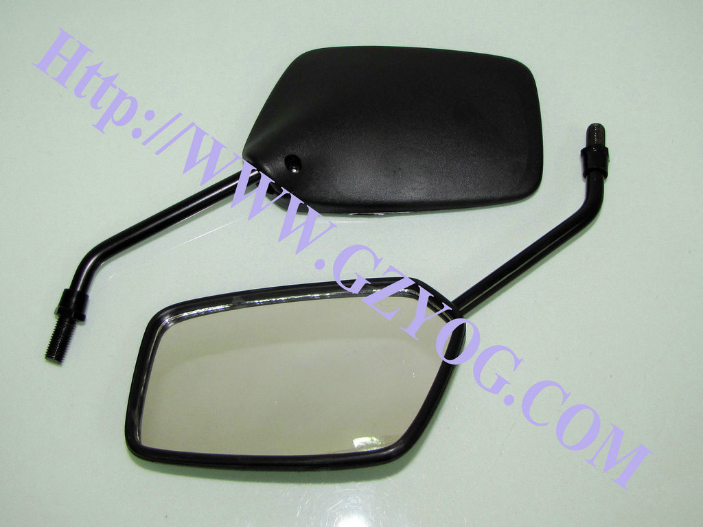 Yog Motorcycle Parts Side Mirror Rearview Mirrors Cub Dy100 110cc Cg125 Biz110 Wave110 125cc Cgl125 Scooters Gy6 Bajaj Discover Pulsar Tvs Star Lx Crypton110
