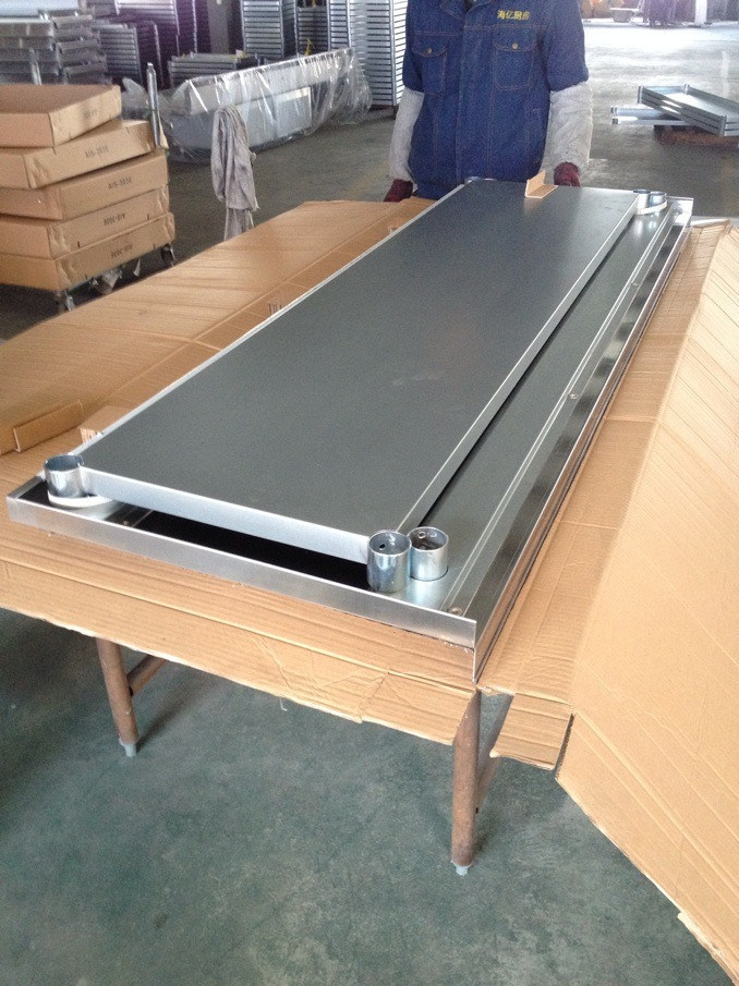 Flat Top Work Table for Putting Things (WT-2424-3)