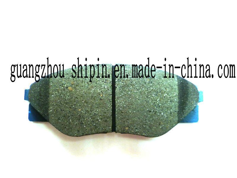 04465-0k290 Front Car Brake Pad Hi-Q for Toyota