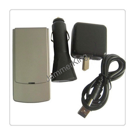 China Mini Wireless Cellphone Signal Jammer, Handheld Cell-Phone/WiFi/GPS Jammer - China GPS Blockers, GPS Jammer