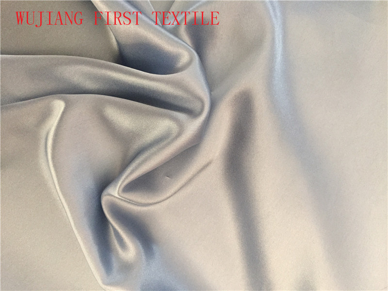 Viscose Silk Spandex Satin Fabric