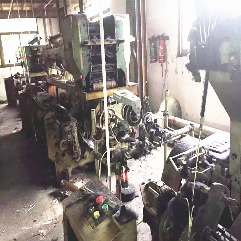 Used Ga758 Rapier Loom for Direct Production
