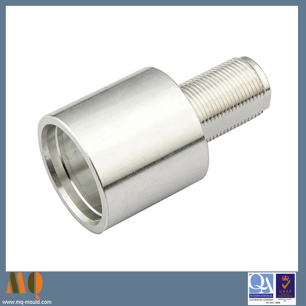 Precision Metal CNC Turning Machining Parts with Thread