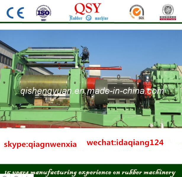 China Manufacturer 22 Inch Open Mixing Mill Rubber Machine