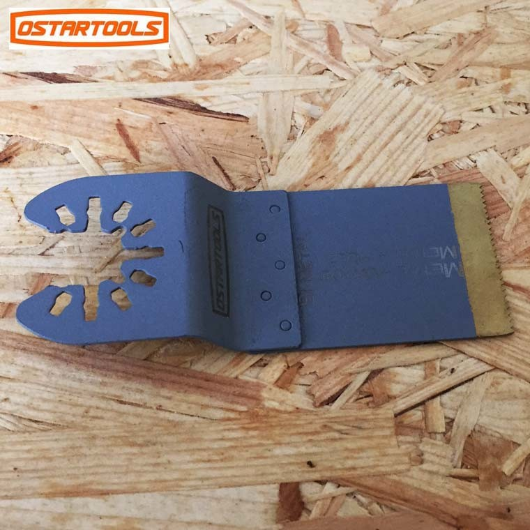 35mm Bi-Metal Titanium Coated Multipurpose Tool Saw Blade (Q800-1104T)