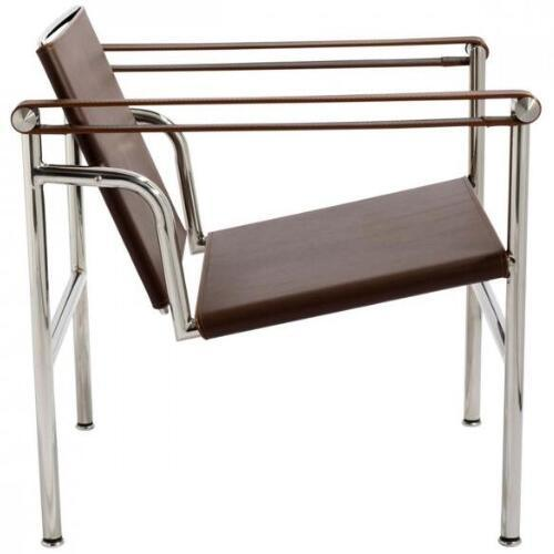 Concise Design Le Corbusier LC1 Basculant Sling Chair