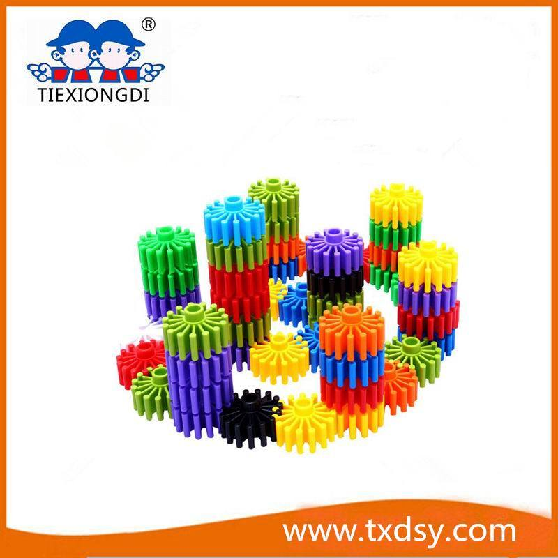 Plastic Toys Bricks for Children