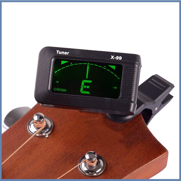 Guitar Easy Change Capo Electronic Guitar String Vibrator