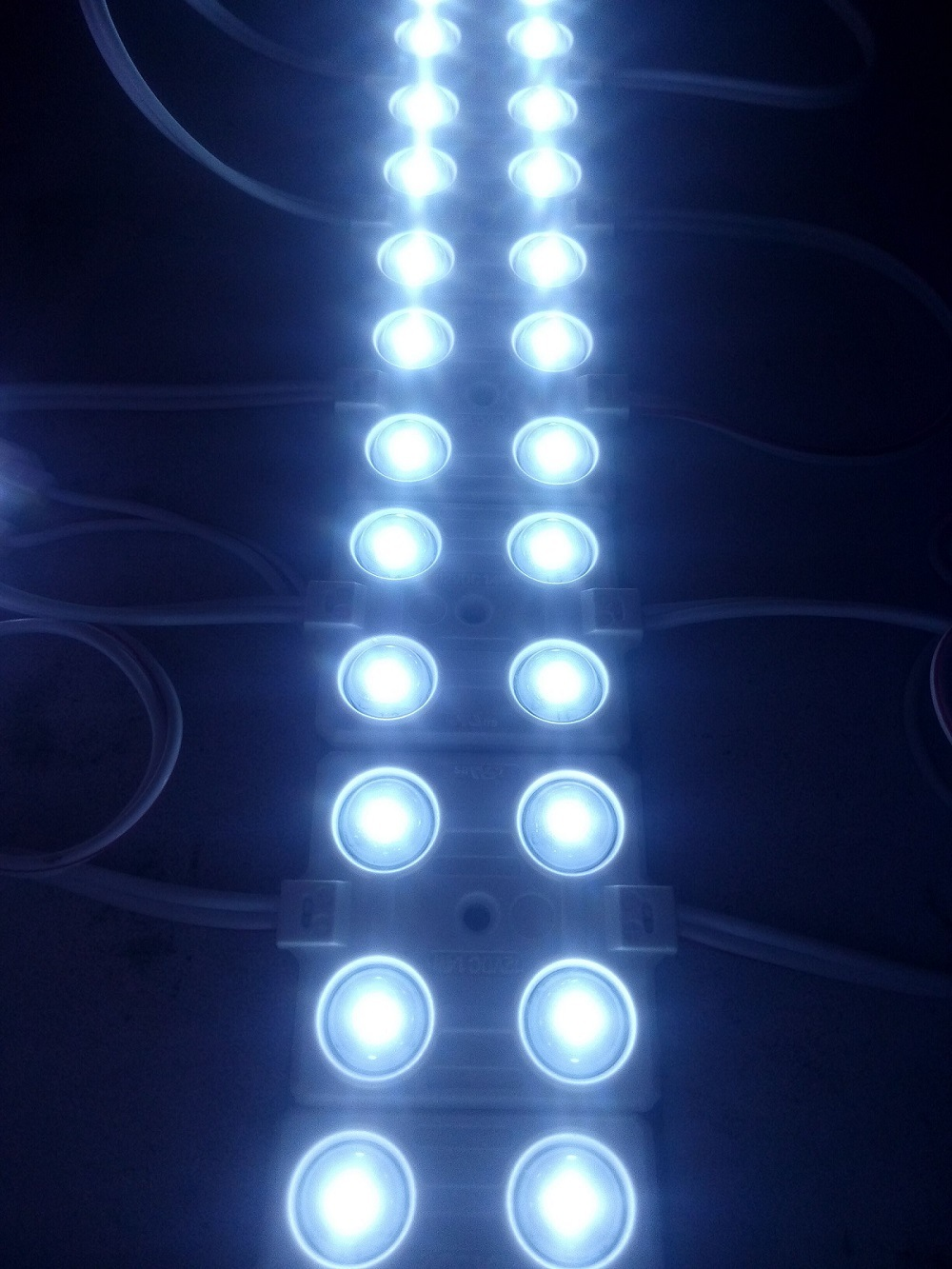Waterproof LED Module/ 2835 LED Chips with Lens