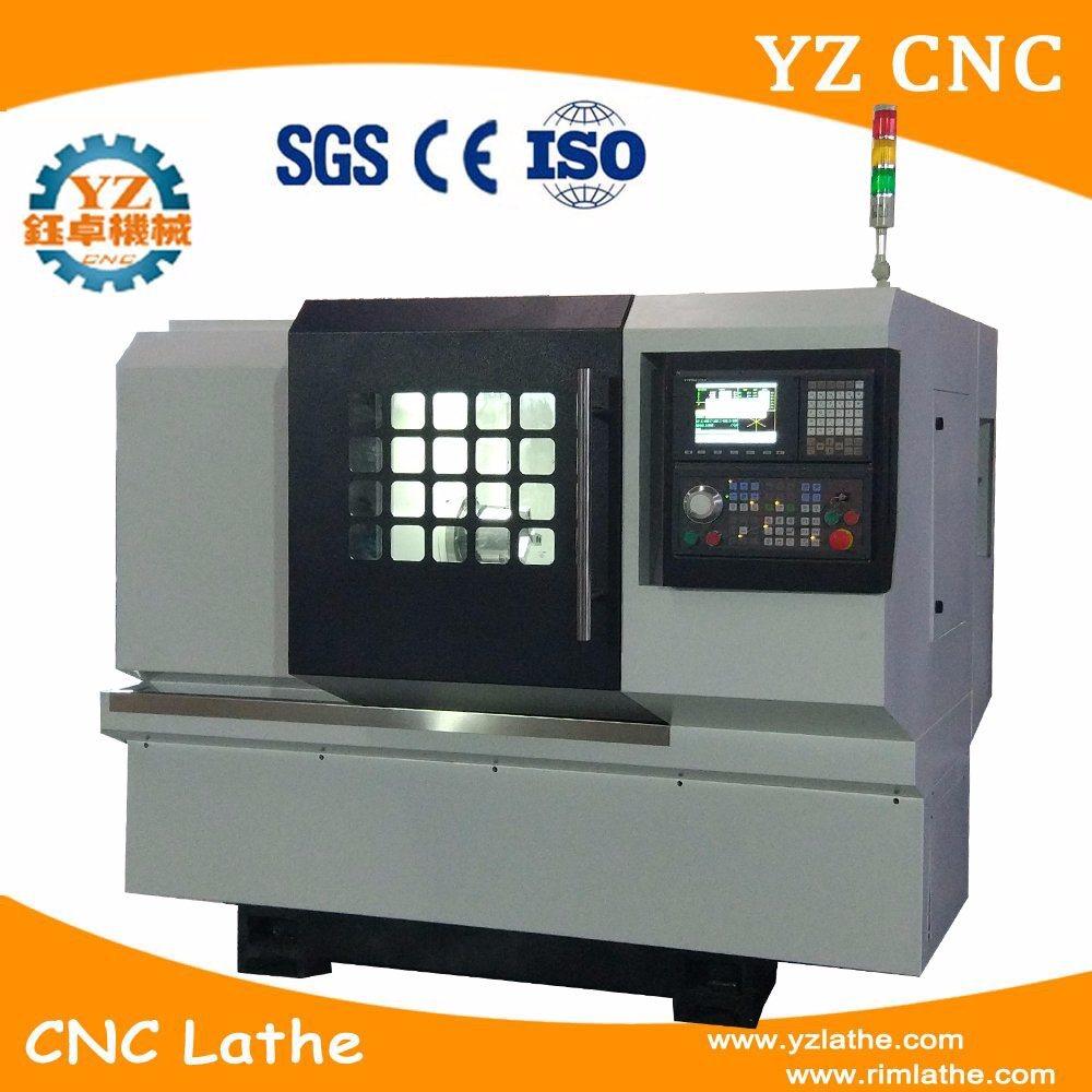Tck32 Flat Bed CNC Milling Lathe with Li...