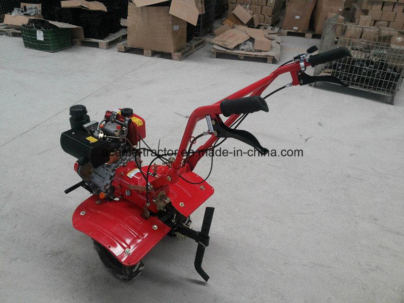 6HP Diesel Farm Rotary Tiller Bt950