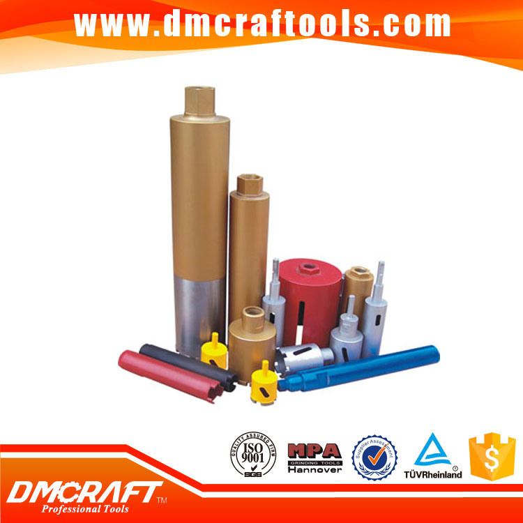 Diamond Core Drill Bits for Drilling Concrete Stones