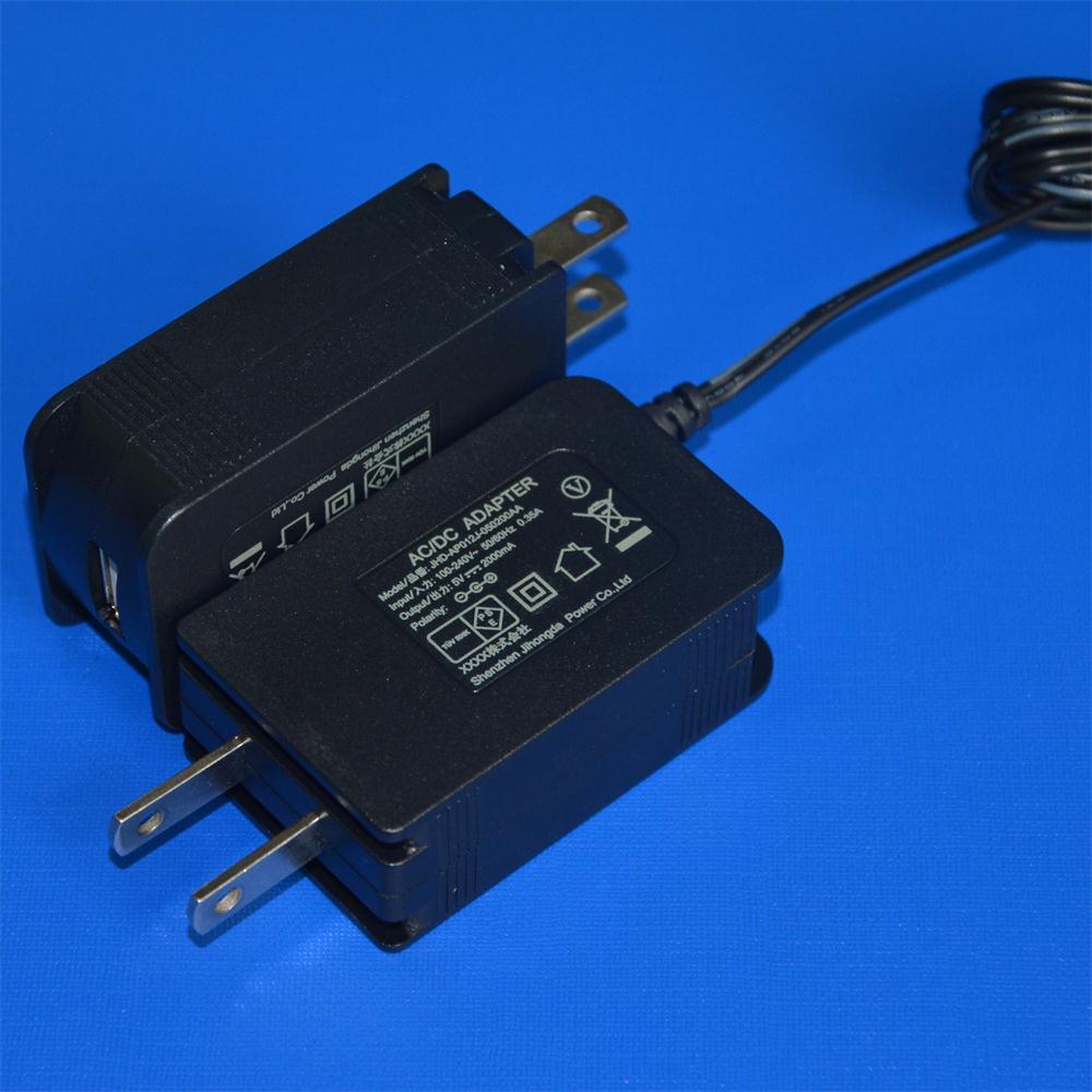 PSE/UL/GS/Ce/FCC/CCC 5V/2A AC/DC Power Adapter 5V1a 2A