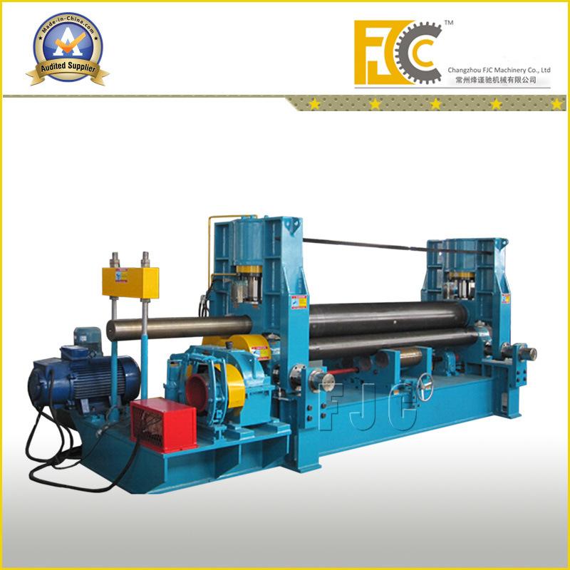 Steel Plate Three Rollers Hydraulic Bending Machine