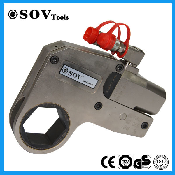 Steel Made Hexagon Cassette Type Hydraulic Torque Wrench