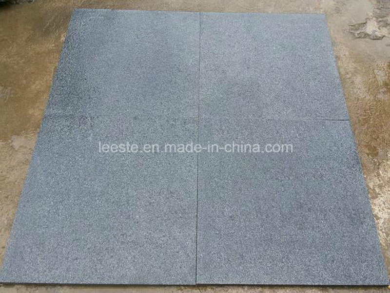 Padang Dark Cheap G564 Granite Flooring Tlie