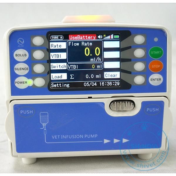 Veterinary Infusion Pump (Infula 100V)