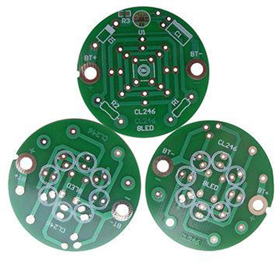Quick Carbon Circuit PCB Board Manufacturing