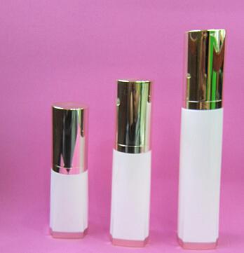 Plastic PE PP PETG Pet Cosmetic Conditioner Shampoo Bottle
